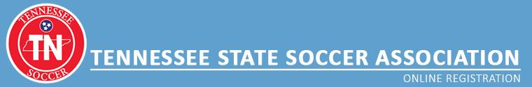 Tennessee State Soccer Association banner